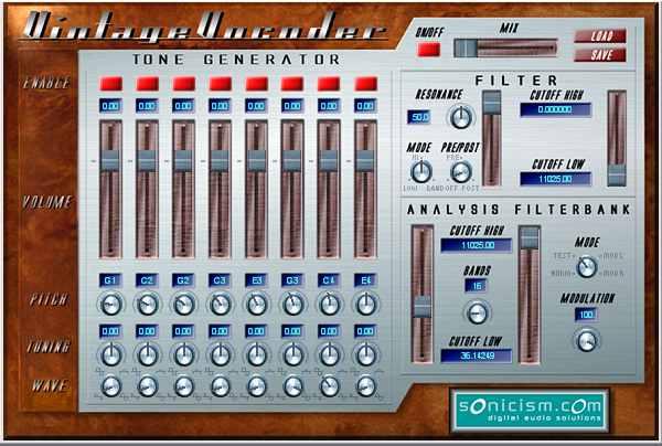 Vintage Vocoder Plugin